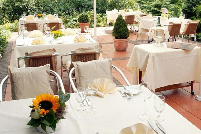 Hotel Ludwig Im Park Restaurant