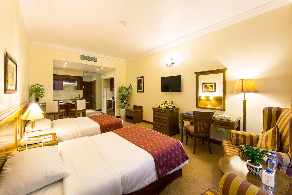 Rolla Residence Hotel Apartment, Dubai, UAE - Booking.com