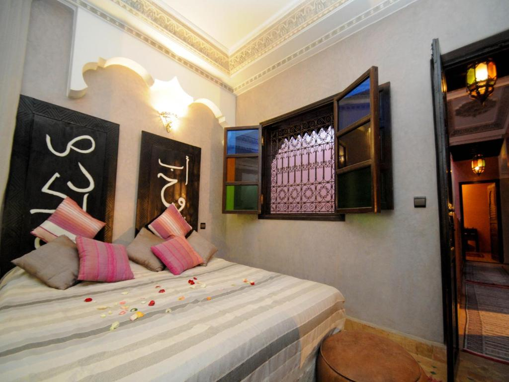 Riad dar aby chambres d 39 h tes marrakech for Chambre d hote marrakech