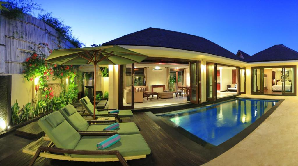 The seri villas seminyak indonesia for The best hotel in seminyak