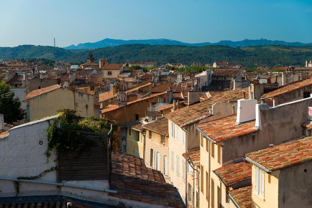 Hotel Aquabella Aix En Provence