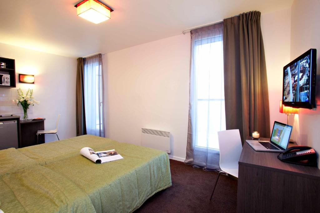 Aparthotel Adagio Access Paris Asni U00e8res  Appart U0026 39 Hotels