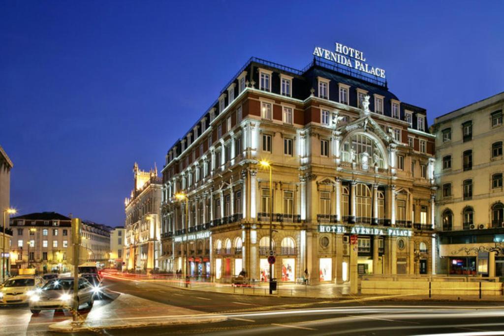 Hotel avenida palace lisbonne for Apart hotel lisbonne