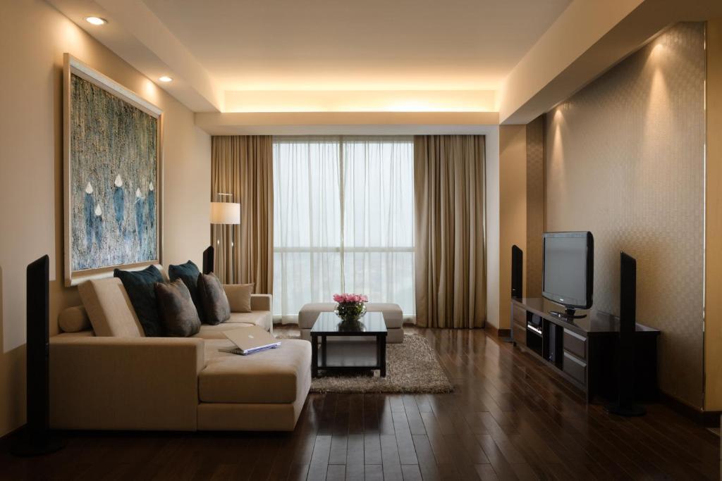 Căn hộ Deluxe 2 Phòng Ngủ