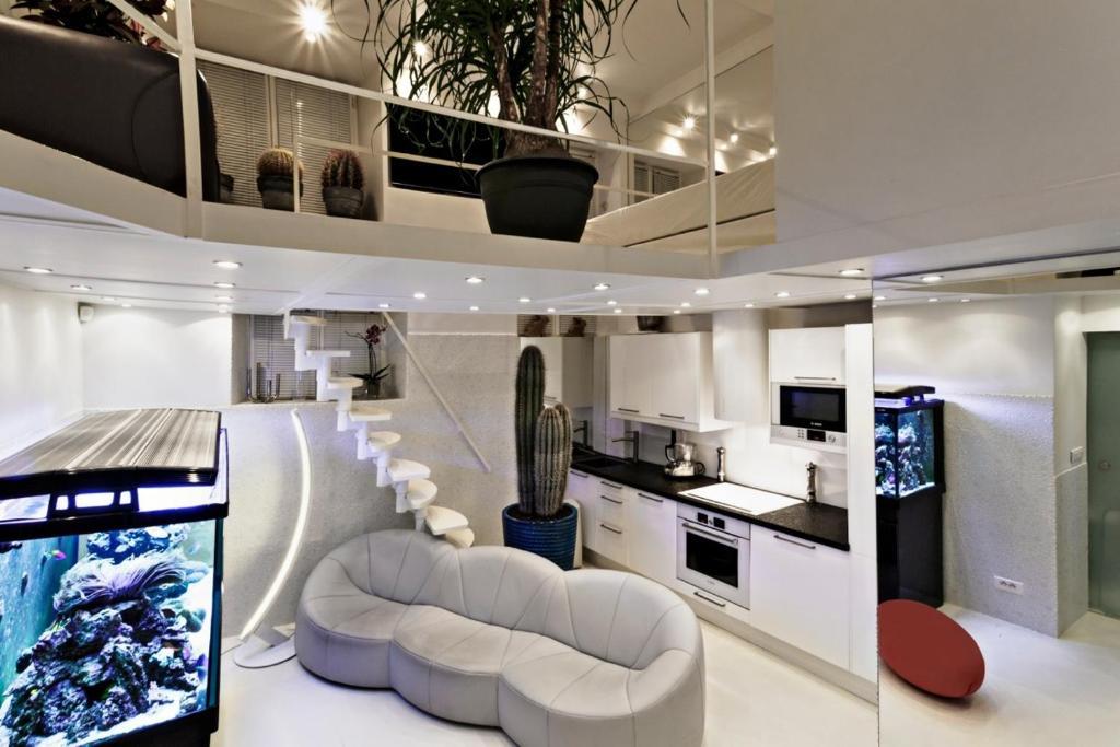 booking   appartement stylish luxury duplex paris city