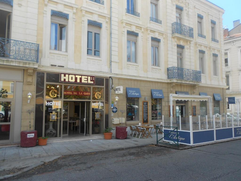 Hotel de la gare romans sur is re - Office tourisme romans sur isere ...