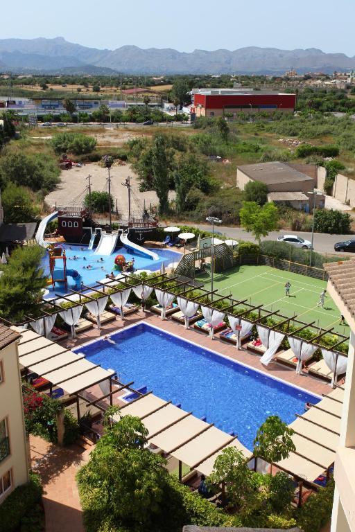 Apartment Viva Tropic & Spa, Port d'Alcudia, Spain - Booking.com
