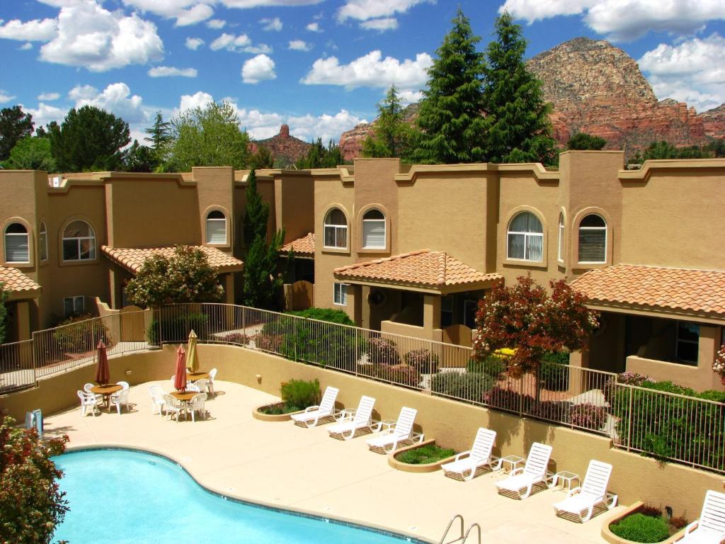 Sedona springs resort a vri resort sedona book your for Sedona cabins and lodges