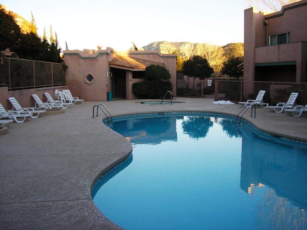 Sedona Springs Resort a VRI resort  Sedona