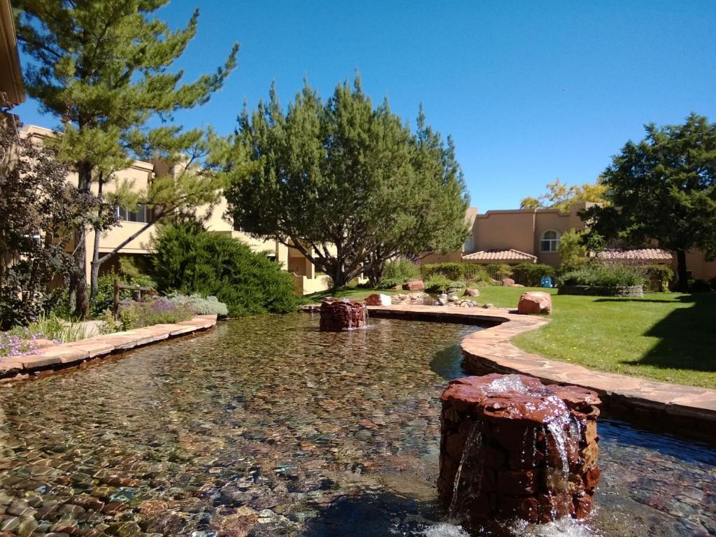 Sedona springs resort a vri resort sedona for Sedona cabins and lodges