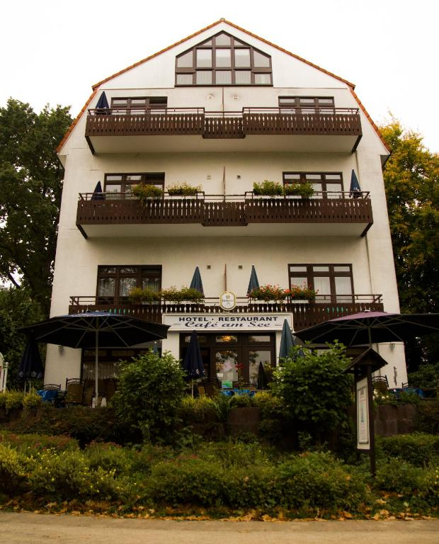 Cafe Haus Am See Bad Salzuflen