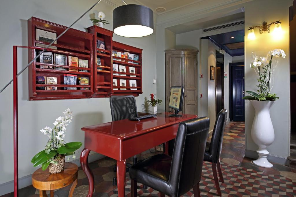 Hotel anahi vatican city book your hotel with viamichelin for Boutique hotel anahi roma