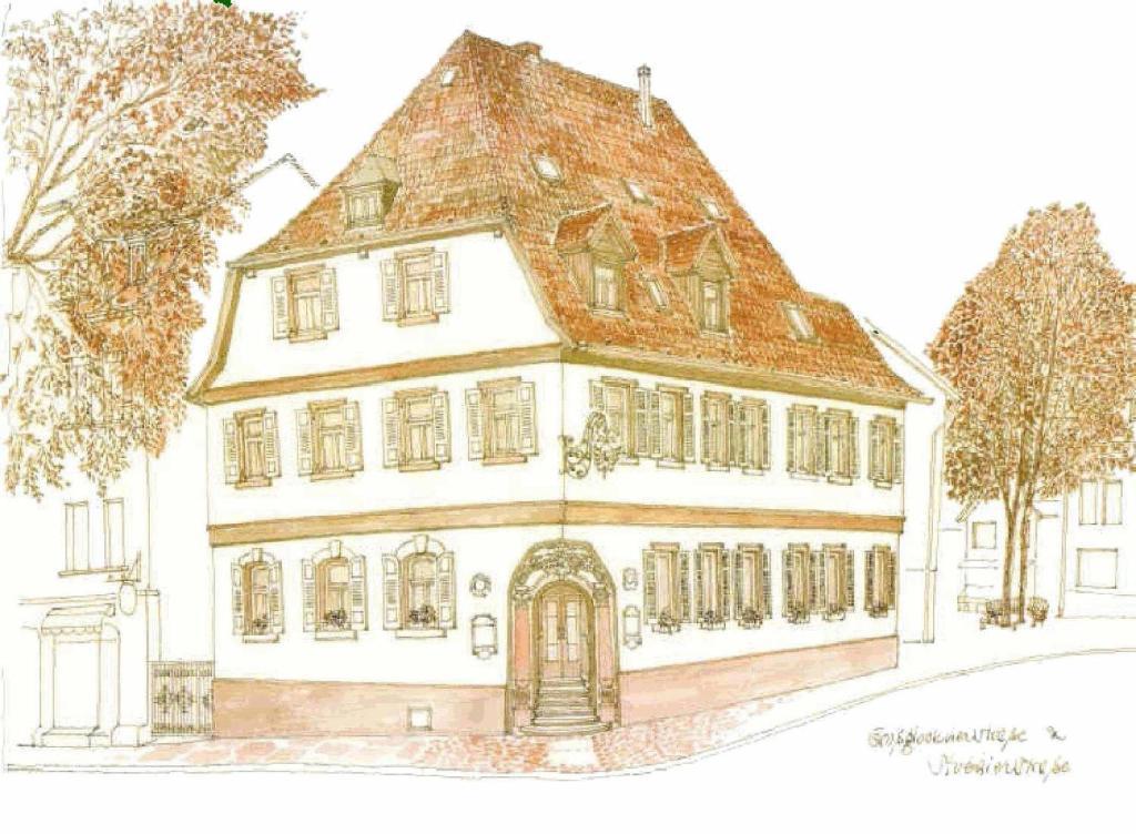 Hotel Pension Adler Unterturkheim