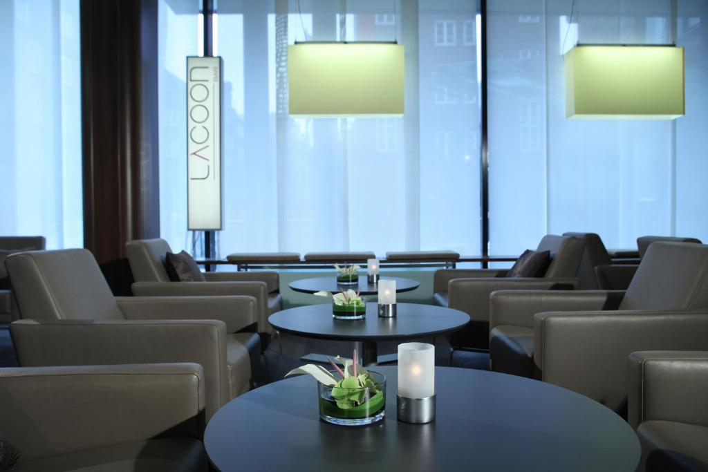 Booking Lindner Hotel Hamburg