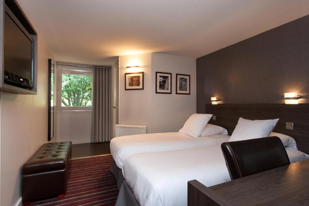 comfort hotel orly morangis r servation gratuite sur viamichelin. Black Bedroom Furniture Sets. Home Design Ideas