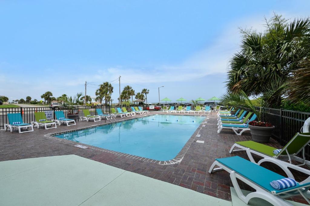 The Mermaid Inn Myrtle Beach Book Your Hotel With Viamichelin
