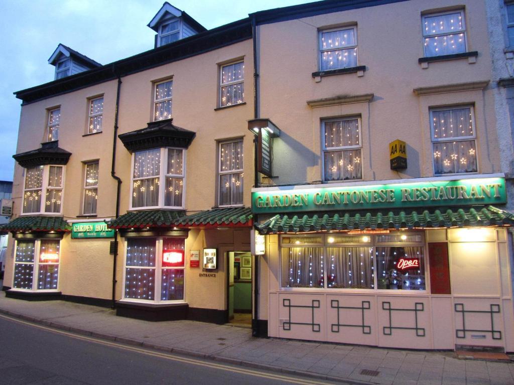 Bangor High Street Restaurants