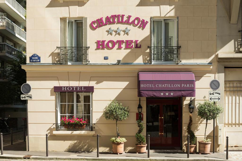 Chatillon Paris Montparnasse - Paris