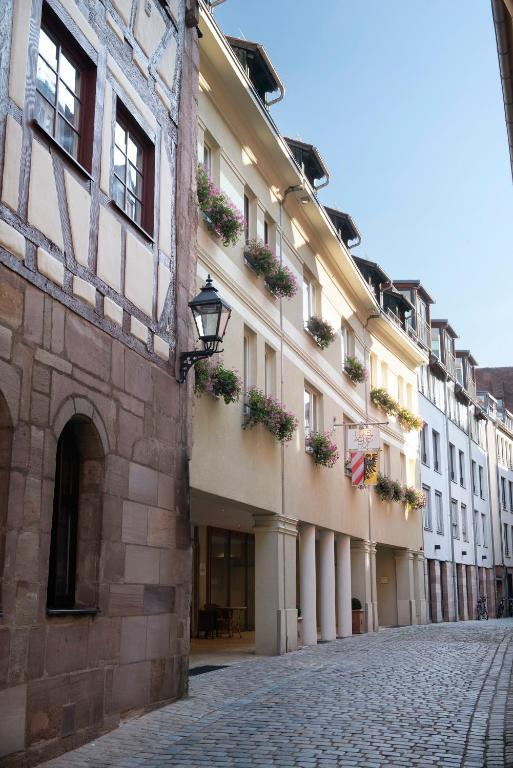 Hotel agneshof n rnberg nuremberg book your hotel with for Hotel nuernberg