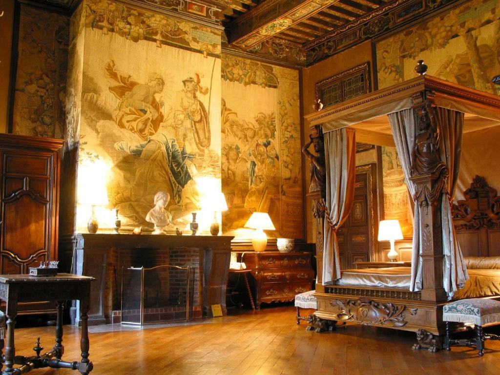 Ch teau de brissac chambres d 39 h tes brissac quinc - Chambres d hotes chateau ...