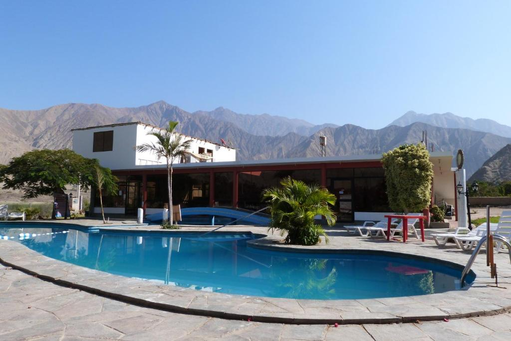 Hotel sol de luna r servation gratuite sur viamichelin for Reserver des hotels