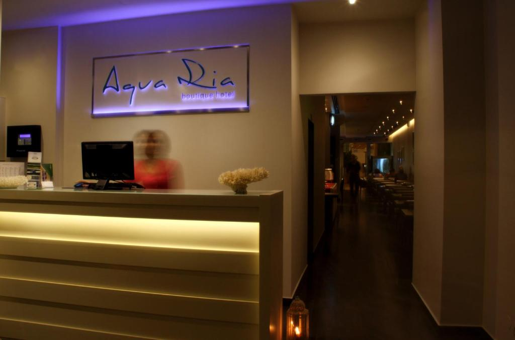 Aqua ria boutique hotel bed breakfasts faro for Boutique hotel faro