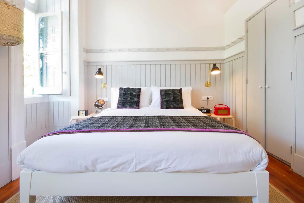 casa oliver boutique b b principe real lisbona prenotazione on line viamichelin. Black Bedroom Furniture Sets. Home Design Ideas