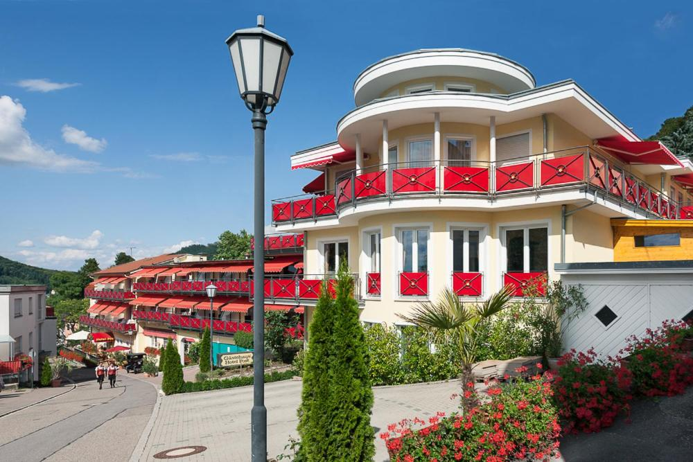 Hotel Post Badenweiler Schwarzwald