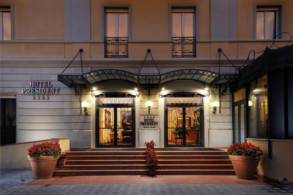 Hotel President Viareggio Booking