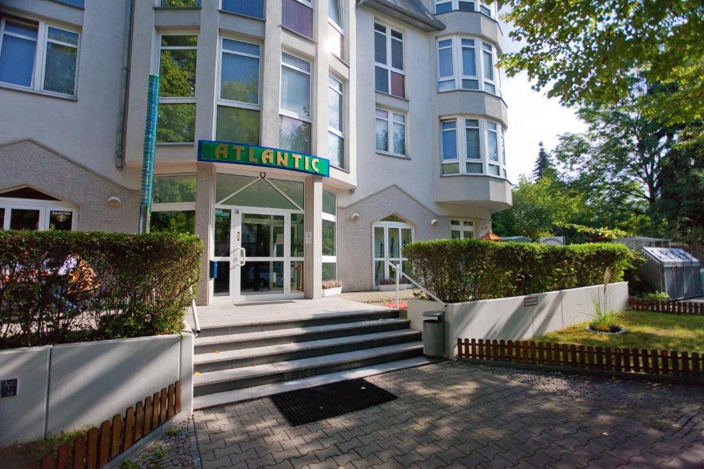 Hotel Atlantic Berlin Zadekstr