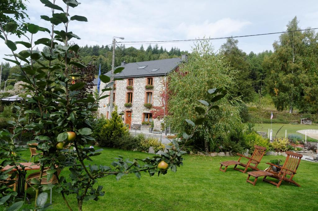 Chambres d 39 h tes b b nord sud chambres d 39 h tes salmch teau - Chambres d hotes bretagne nord ...