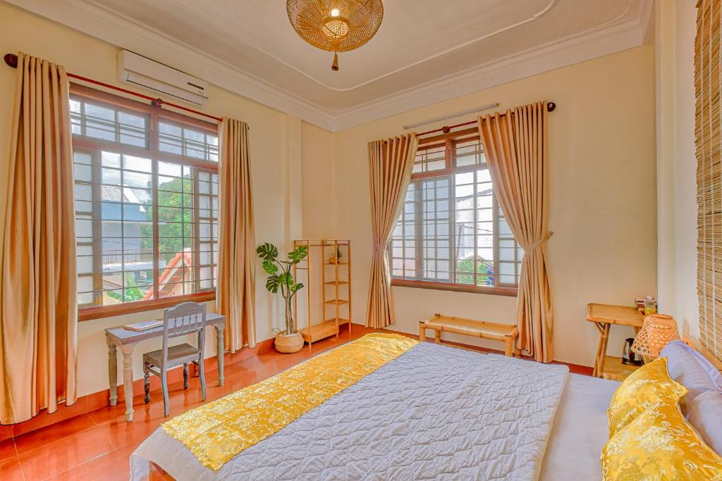 Phòng Superior có Giường cỡ King