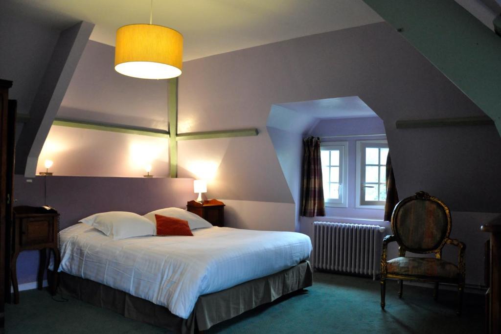 Hotel La Vieille Ferme Criel Sur Mer