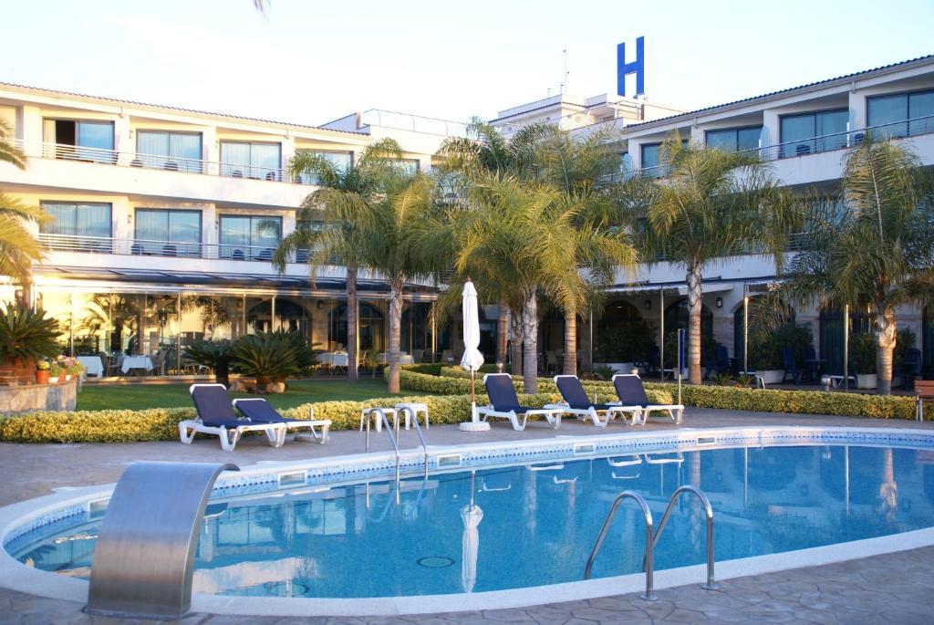 Hotel miami mar r servation gratuite sur viamichelin for Sant carles de la rapita fotos