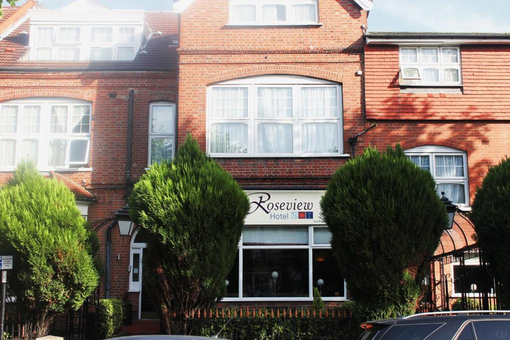 Hotels In Muswell Hill London N