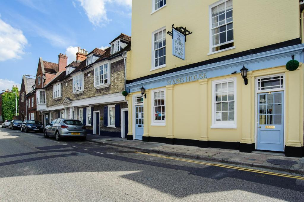 St Anns Guest House Salisbury Online Booking Viamichelin