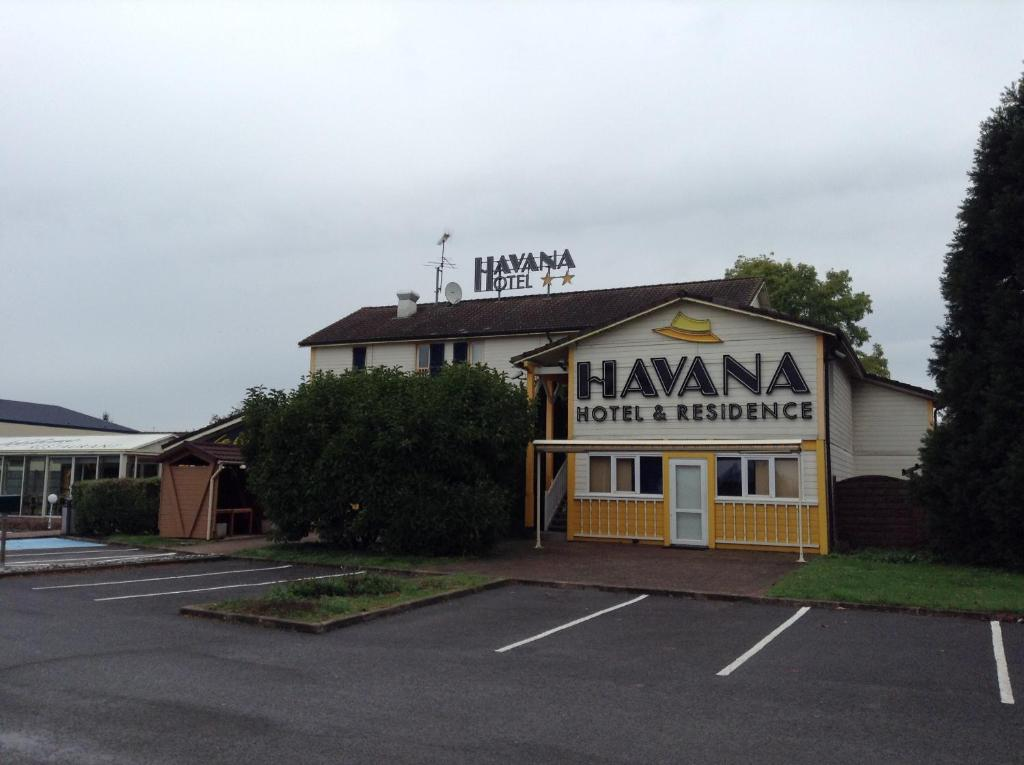 Havana hotel et r sidence r servation gratuite sur for Reserver hotel et payer sur place