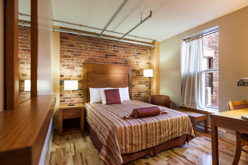 Hotel Abri Du Voyageur Montreal Reviews