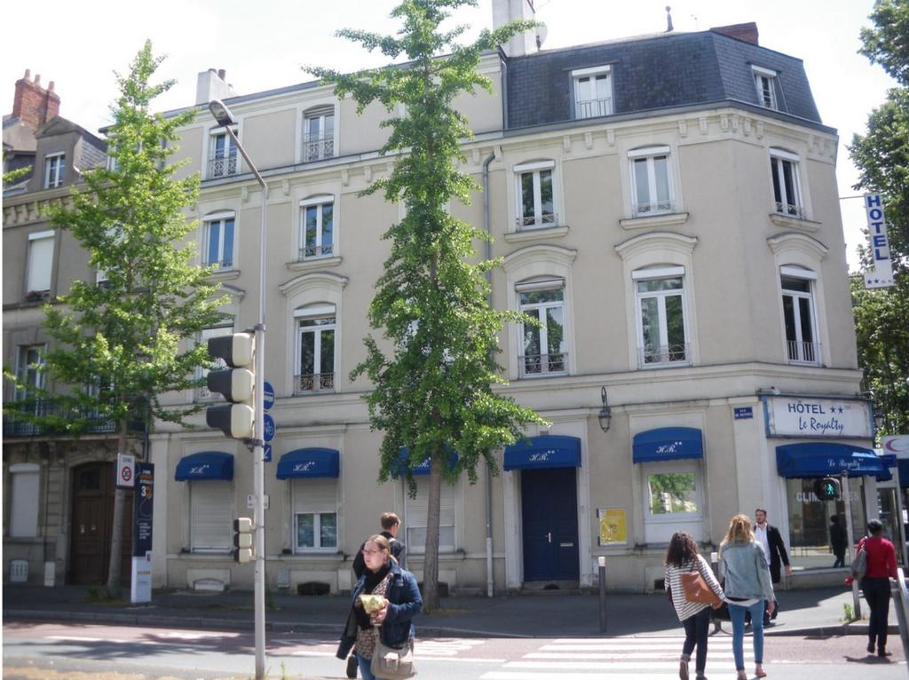 Appart Hotel Angers Rue De Rennes