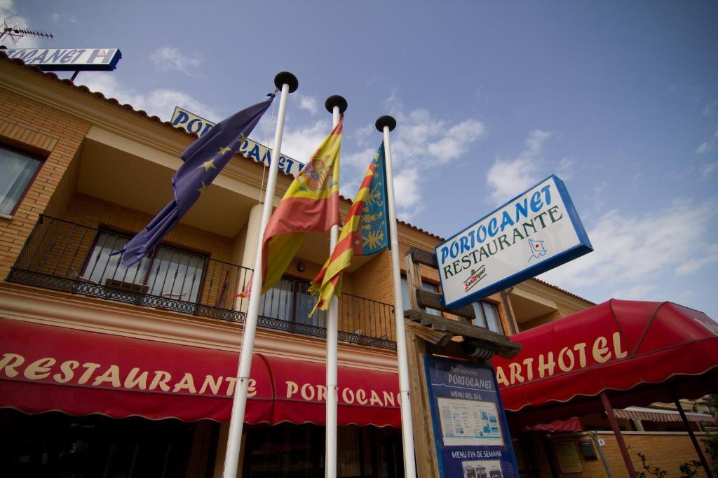 Hotel Restaurant Playa De Canet