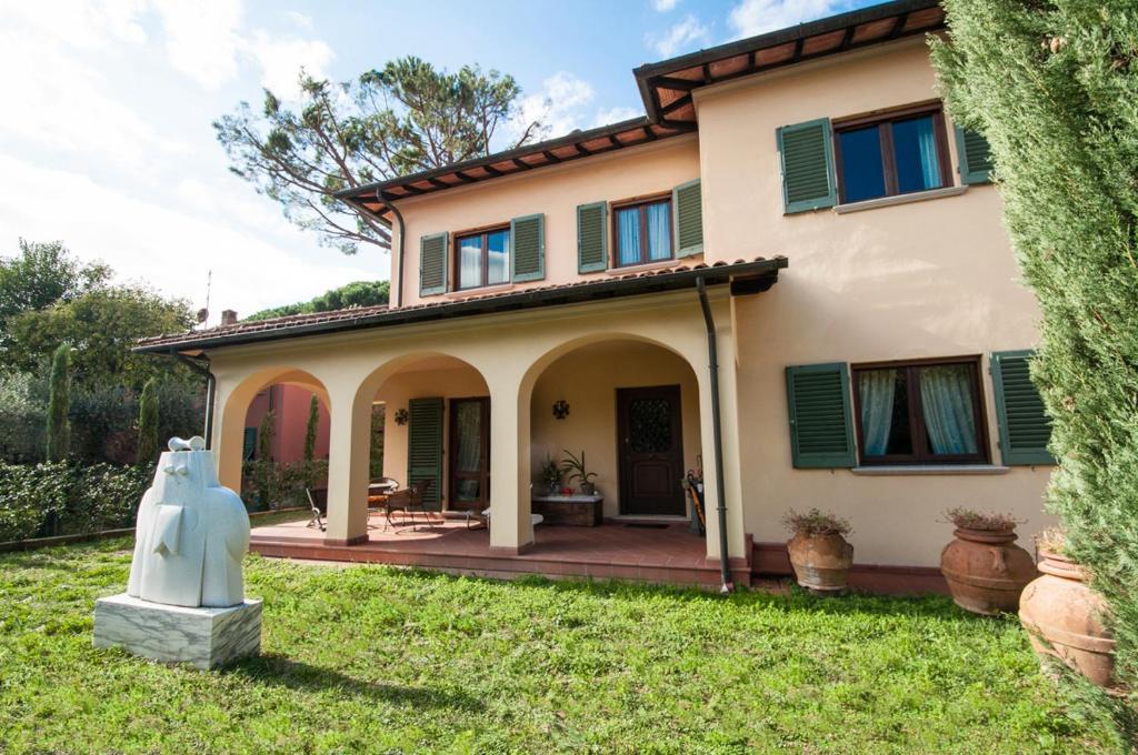 Montecatini villa da acquistare Terme