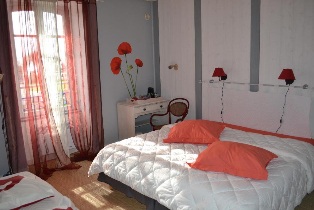 Chambre du0026#39;hu00f4tes de Kermarine