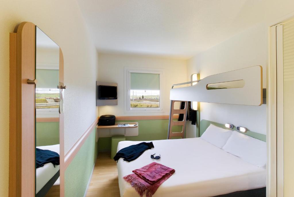 Ibis Budget Bilbao Arrigorriaga, Chambres d\'hôtes Arrigorriaga