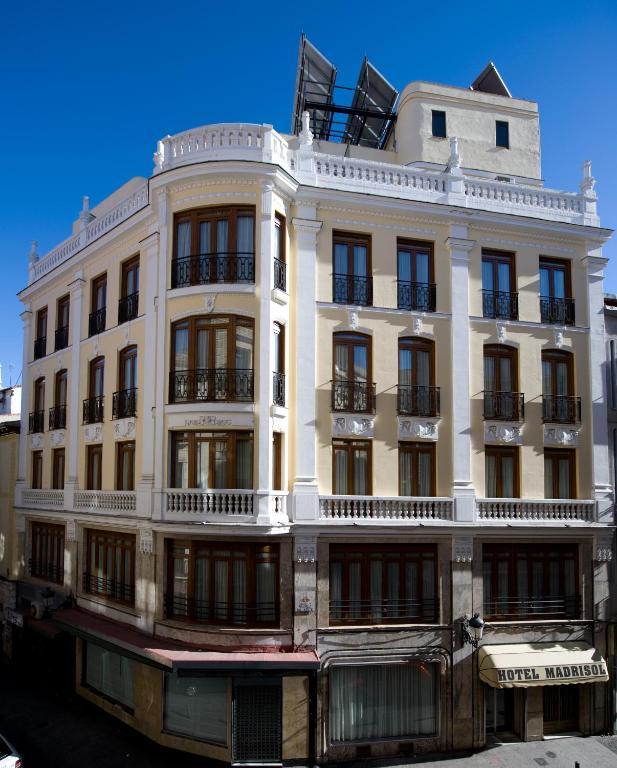 Madrisol Madrid Book Your Hotel With Viamichelin