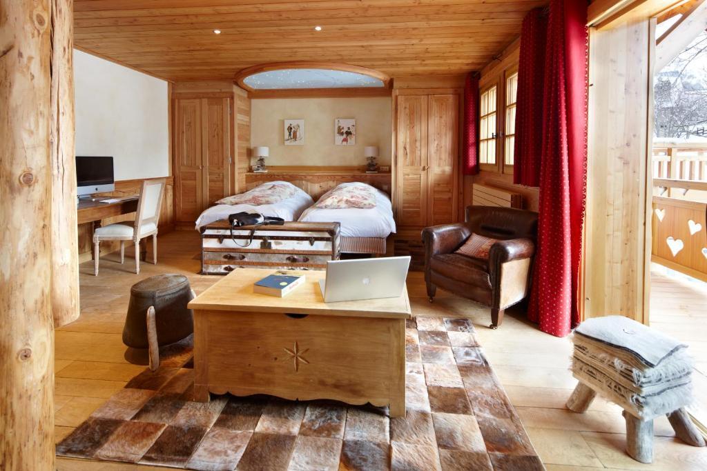 Hotel Restaurant Chalet Mounier Les Deux Alpes