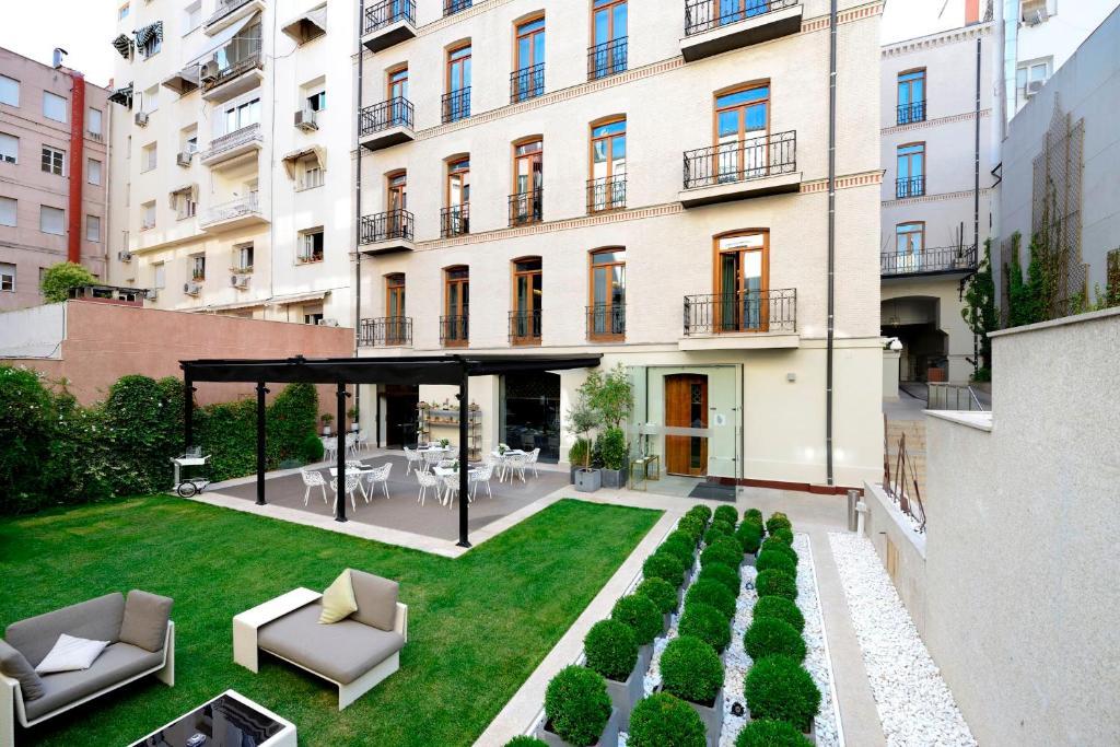 Hotel Nico Madrid Madrid Online Booking Viamichelin