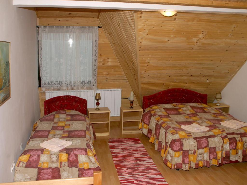 Guest house villa radigost r servation gratuite sur for Au jardin guest house welkom
