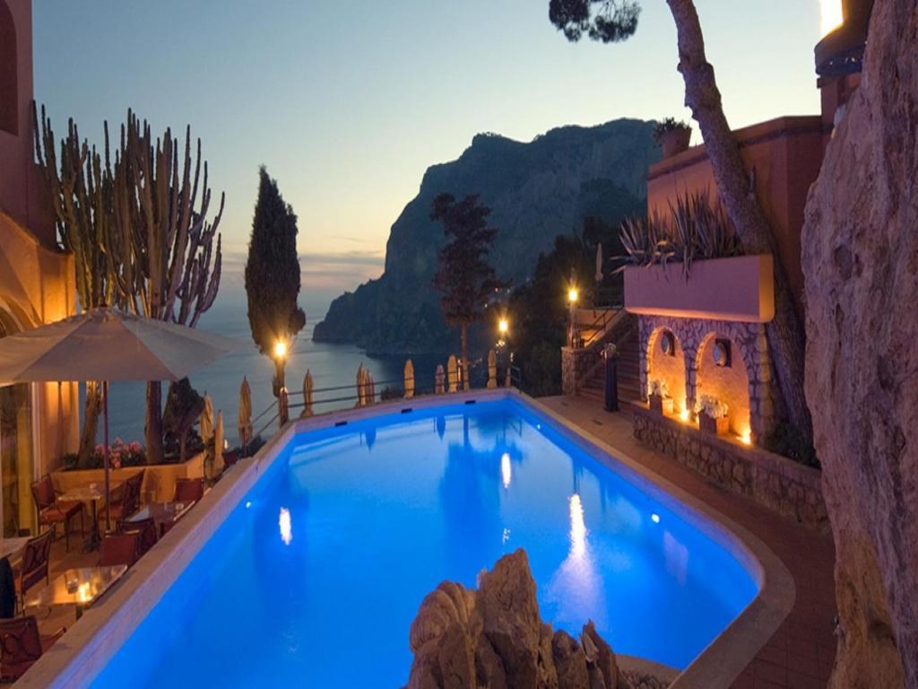 Punta Tragara Hotel Spa Capri Italien
