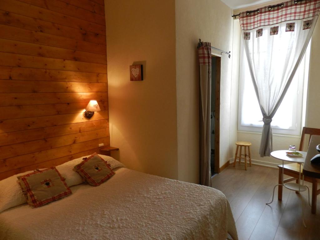 hotel du mont blanc sallanches viamichelin informatie en reserveren