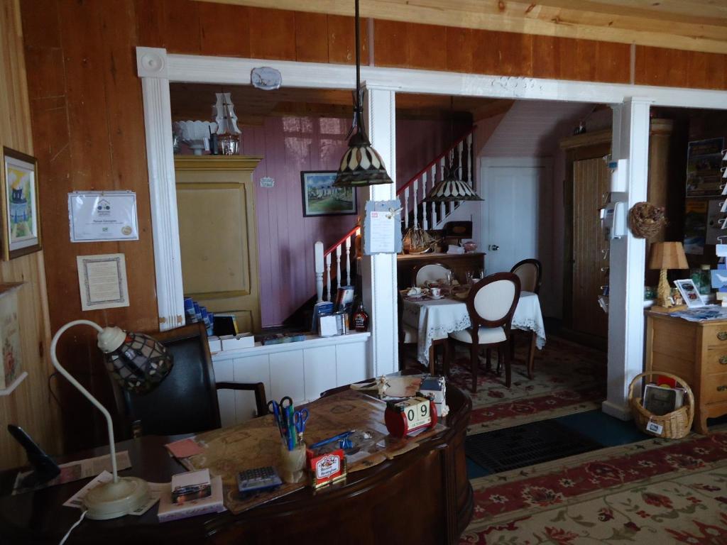 Chambres d 39 h tes maison hovington chambres d 39 h tes tadoussac for Auberge maison hovington